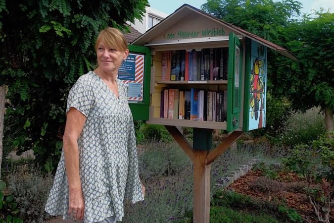 Landelijke dag van de minibiebs: 'Het is zonde om boeken weg te gooien'