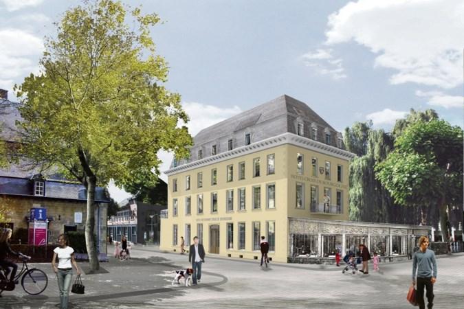 Plan voor hotel Croix de Bourgogne wordt noodgedwongen versoberd