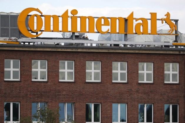 Continental denkt aan sluiten fabriek in Aken