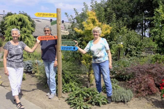 Vrijwilligers verrichten dankbaar werk op zorgboerderij van klooster Keyserbosch in Neer