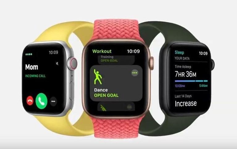 Apple kondigt nieuwste producten aan tijdens jaarlijkse persconferentie: iPads, Watch en iOS
