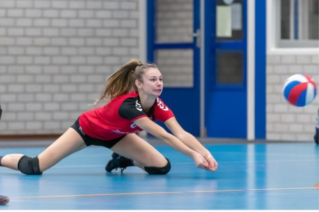 Net geen stunt VC Kessel dames in nationale beker