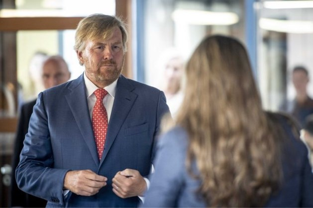 Bezoek koning Willem-Alexander aan Duitsland ter discussie