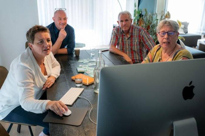 Op digitaal platform Hallo Heuvelland moeten de bewoners van kerkdorpen in Gulpen-Wittem meer met elkaar in contact komen