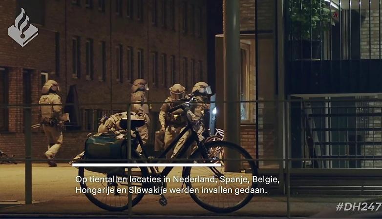 Inval in Maastricht in kader van grote internationale actie tegen drugsbende - De Limburger
