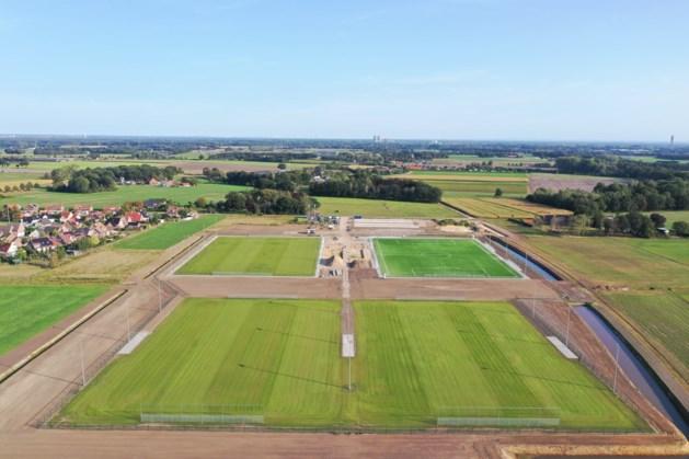 Bouw sportcomplex DFO'20 in Kelpen-Oler duurt langer dan gepland