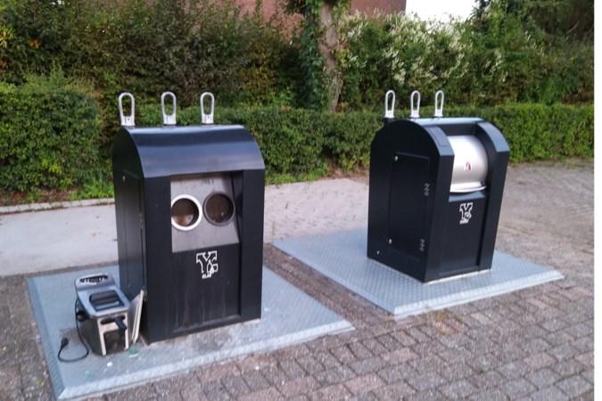Bewakingscamera's bij glasbakken in Valkenburg 'onevenredig duur'