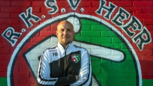 Oud-voetbalprof Frank Demouge nu hoofdcoach van RKSV Heer: 'Ik heb al geleerd me niet overal aan te ergeren'