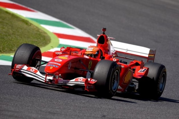 Sebastian Vettel wou Ferrari F1-bolide van Michael Schumacher kopen: 'Hij was veel te duur'