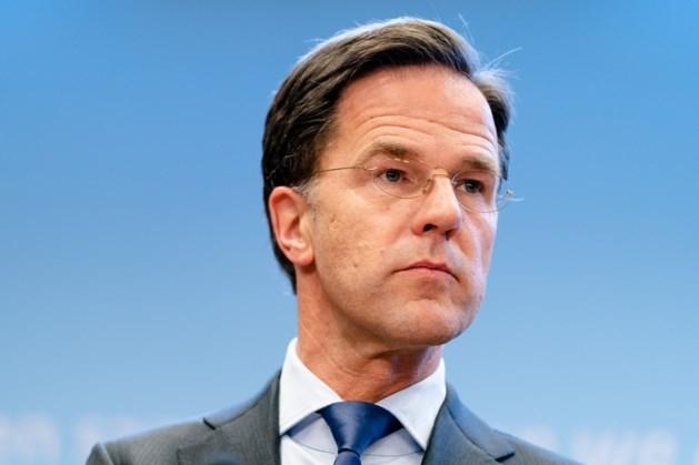 Mark Rutte waarschuwt: virus is bezig met comeback