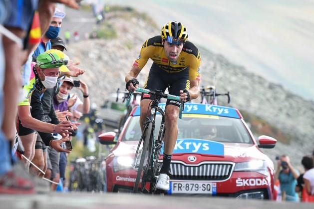 Dumoulin verwacht Tourpeloton op drift