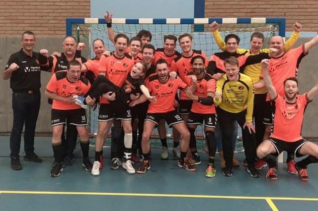 Handballers Vios beginnen aan nieuwe uitdaging in tweede divisie