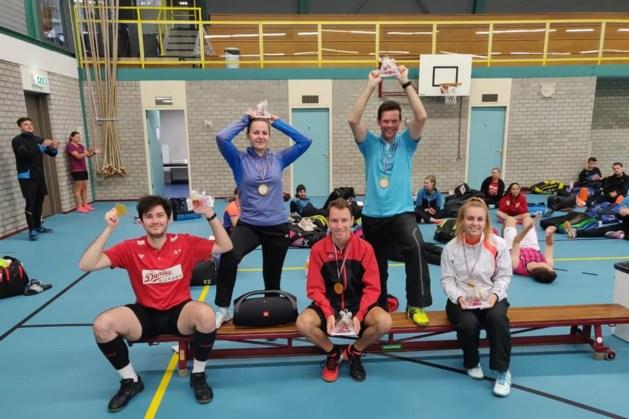 Hermans-broers stomen badmintonners Trilan klaar voor het nieuwe seizoen