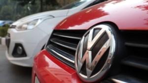 Minder auto's verkocht in augustus in Europa