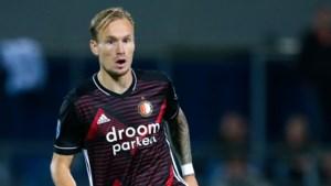 Diemers pikt snel aan bij Feyenoord: 'Niveau ligt echt veel hoger dan ik gewend ben'
