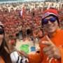 Lisanna uit Bunde organiseert nu Koningsdag en de nieuwjaarsduik in het zonovergoten Australië