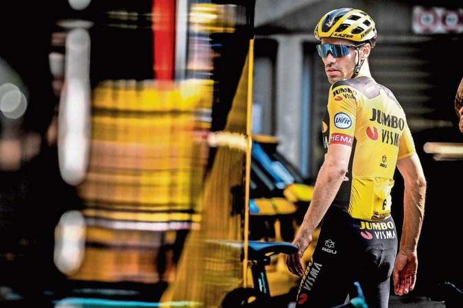 Dumoulin vindt zichzelf opnieuw uit in de Tour: 'Ik heb me in het verleden veel beter gevoeld, maar ik ben blij'