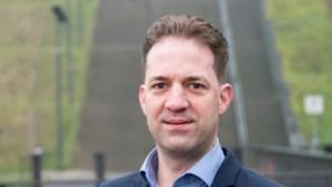 Lucas Baggerman geïnstalleerd als VVD-raadslid in Landgraaf