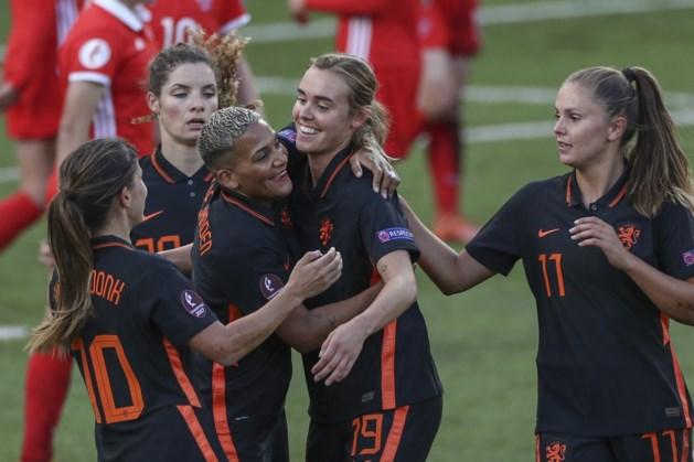 Roord matchwinner voor Leeuwinnen bij EK-kwalificatieduel in Rusland