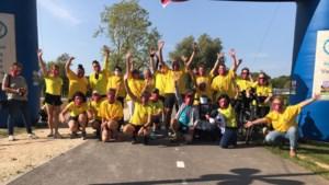 Ger (66) en het Mondriaanteam organiseren een coronaproof Social Run: 'Per persoon leggen we zo'n 220 km af'
