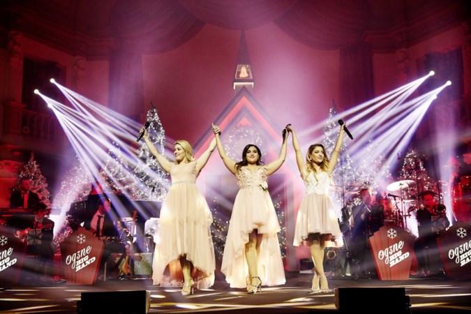 OG3NE heeft de kerst nu al in de bol en geeft vier kerstconcerten in Maastricht