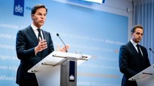 LIVE |Persconferentie van Rutte en De Jonge over extra regionale maatregelen