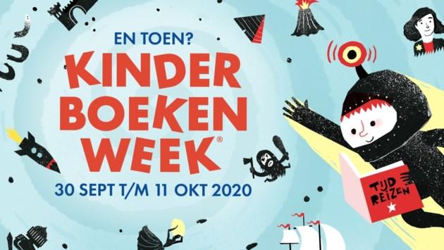 Kinderboekenweek dit jaar in teken van geschiedenis, met tal van activiteiten bij Bibliocenter