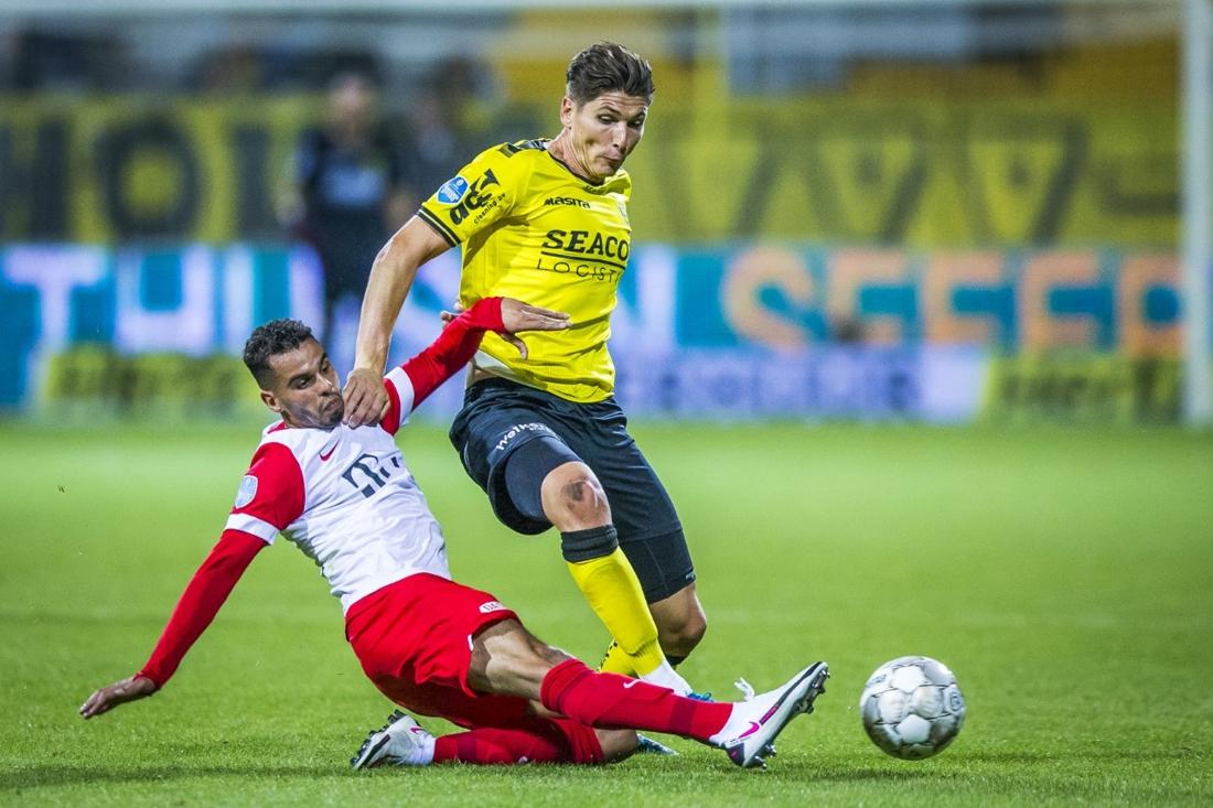 VVV overleeft Utrechtse storm: 1-1