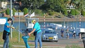 Ruim 5000 vrijwilligers bij Maas Cleanup in Limburg: 'Jongeren vinden afval opruimen niet stoer'