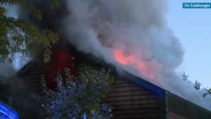 Asbest vrijgekomen bij brand in receptiegebouw camping in Pey