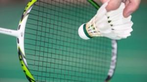 Limburgse derby in het badminton eindigt onbeslist