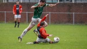 Sjors Boots poetst eigen goal Robin Boots weg bij Venlosche Boys