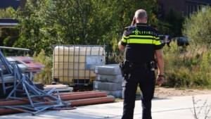 'Gedumpt afval' in Horst blijkt ton met water