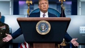 Brief voor president Trump met dodelijk gif onderschept