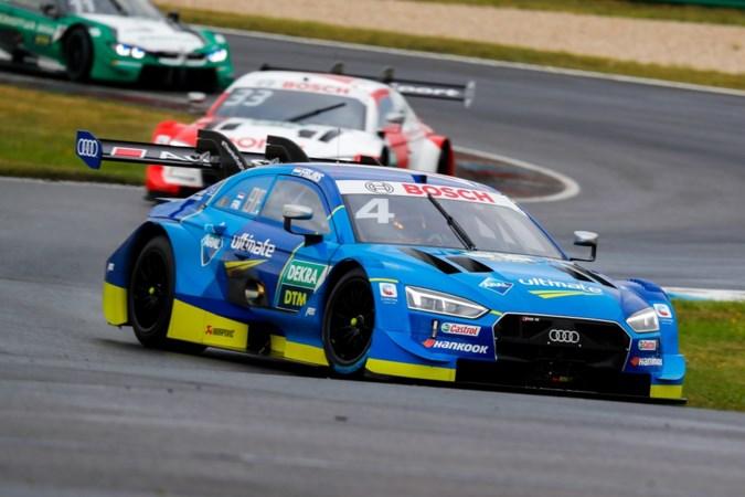 Frijns nadert DTM-leider Müller met eerste en tweede plek op Nürburgring