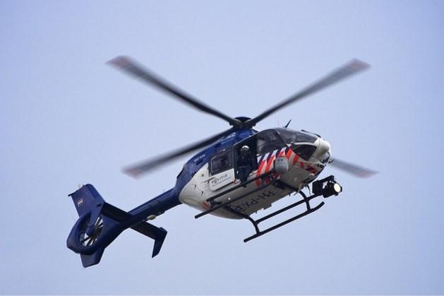 Gewonde na vechtpartij in Roermond, politiehelikopter boven de stad om verdachte te zoeken