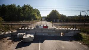 Nutteloos stukje weg in Maastricht blijft nog even liggen
