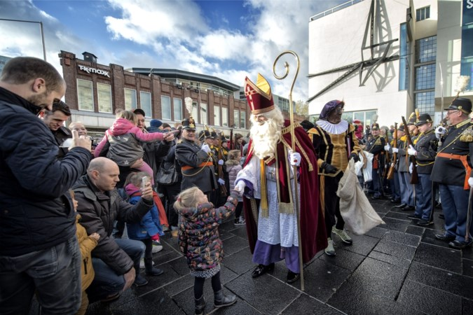 Definitieve streep door sinterklaasintocht Heerlen, Zwarte Piet krijgt roetvegen