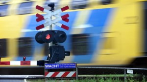Spoorovergangen Echt en Sint Joost dicht