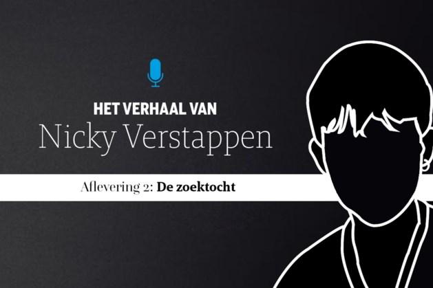 Het verhaal van Nicky Verstappen aflevering 2: 'De zoektocht'