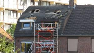 Vermoedelijk asbest vrijgekomen bij brand in woning Brunssum