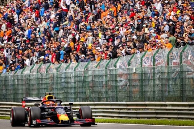 Formule 1-race met 20.000 fans op Nürburgring