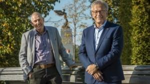 Vertrekkende bestuurders Peter Groos en Johan Linckens (beiden 66) van onderwijsstichting kom Leren: 'De ideale school bestaat niet'