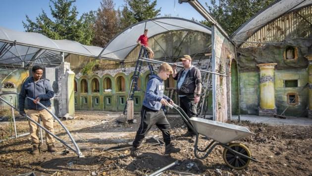 Aardbeienland Horst wordt met bouw van onderzoekskas langzaam Berry Briljant, kenniscentrum voor zacht fruit