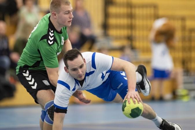 Handballers Rapiditas nemen alleen met promotie genoegen