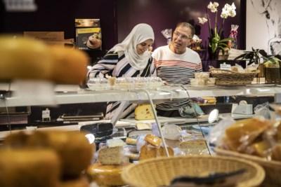Egyptisch/Marokkaans koppel startte luxe kaaswinkel in Sittard toen export niet meer mogelijk was door corona