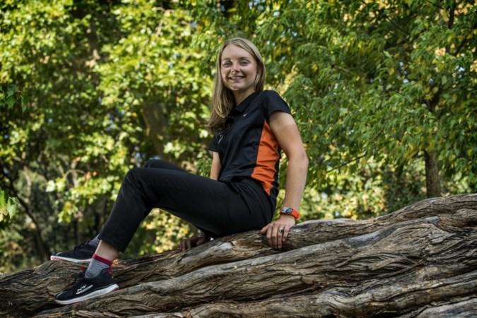Mountainbikester Sophie von Berswordt Wallrabe: studerende durfal van adel én kanshebber op NK