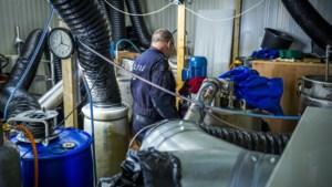 Politie rol fors meer drugslabs op, met dank aan kraken EncroChat