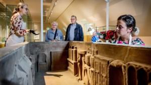 Door mijnwerker gevonden sarcofaag van Simpelveld voor oog publiek opgeknapt: 'Breuken en scheuren mogen best zichtbaar blijven'