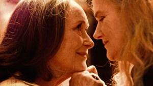 70-jarige Duitse topactrice Barbara Sukowa nu in 'Deux': 'Filmacteurs overschatten zichzelf vaak'